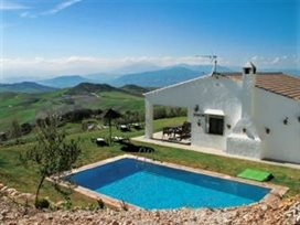 Authentieke Spaanse villa in Spanje in groene Antequera