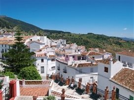 Witte dorpen in Andalusie in Antequera